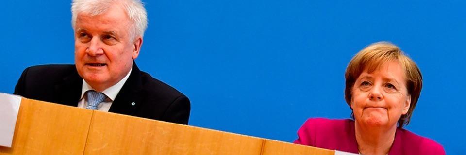 Streit um Asylpolitik: Kommt es zum Bruch der Koalition?