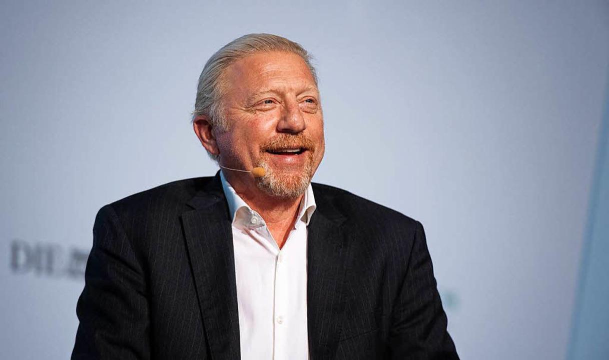 Boris Becker beruft sich als eine Art ... Republik auf diplomatische Immunität.  | Foto: dpa