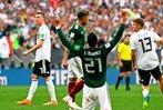 Fotos: Die deutsche Nationalelf verliert ihr Auftaktspiel gegen Mexiko