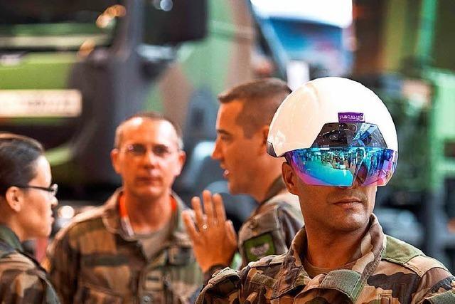 Wenn Kriege mit Killerrobotern und künstlicher Intelligenz geführt werden