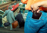 Zwei Mädchen jagen Taschendiebe – sie haben schon fast 70 entdeckt