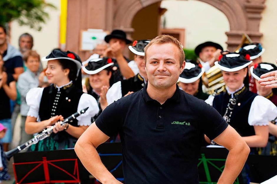 Am Sonntag haben die Vereine bewiesen, dass St. Märgen ein klingendes Dorf ist. (Foto: Wolfgang Scheu)