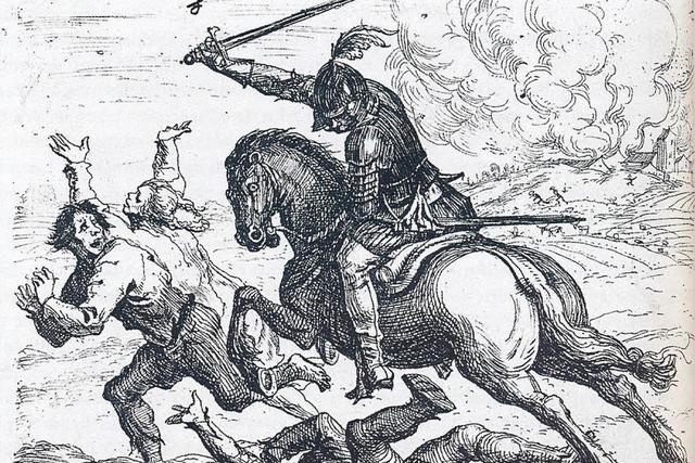 Wie Freiburg den Dreißigjährigen Krieg erlebte