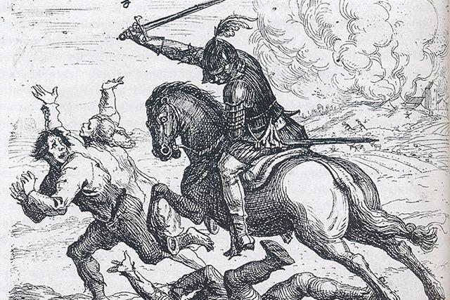 Dreißigjährige Krieg in Freiburg