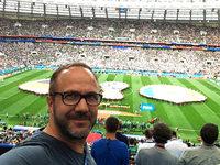 Fotos: So erlebt BZ-Reporter René Kübler die WM in Russland