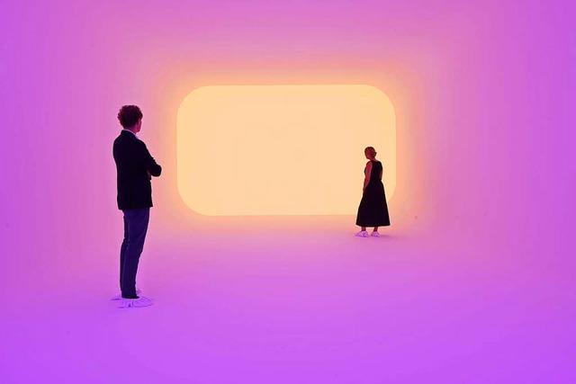 James Turrells Kunstwerke aus Licht in Baden-Baden