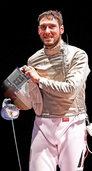 Hartung ist wieder Europameister