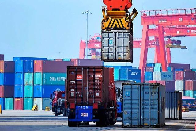 Neue Strafzölle: China wirft USA Start von Handelskrieg vor