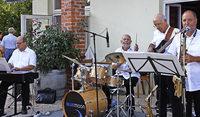 Swing und Jazz in idyllischem Ambiente