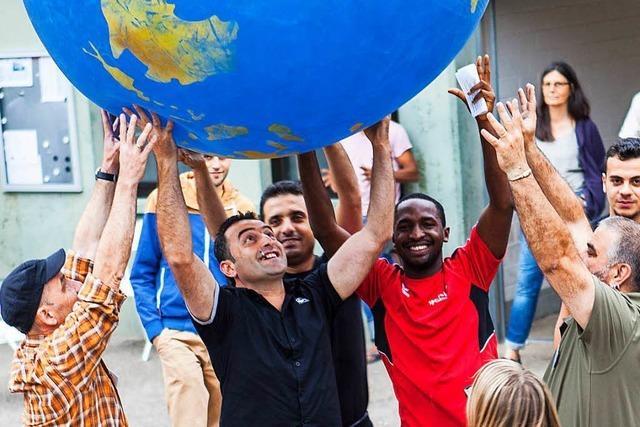 Was am Weltflüchtlingstag in Freiburg passiert