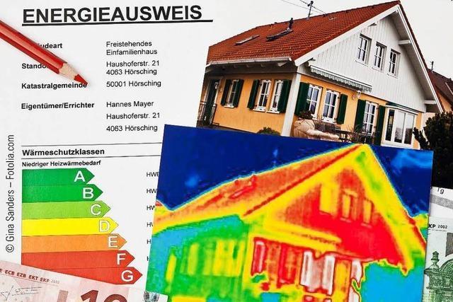 Die Stadt Weil will Hauseigentümern kostenlose Energieberatungen anbieten