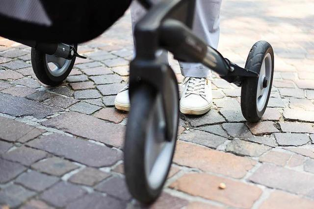 Senioren in Rheinfelden informieren sich über Rollatoren