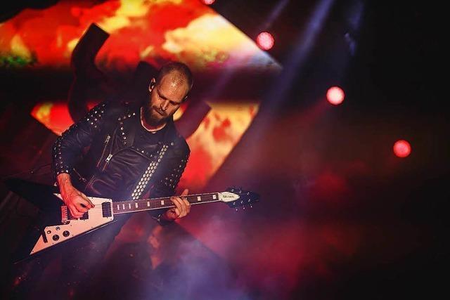 Das Konzert von Judas Priest und Megadeth in Freiburg