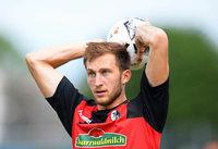 SC Freiburg leiht Verteidiger Jonas Föhrenbach an Jahn Regensburg aus