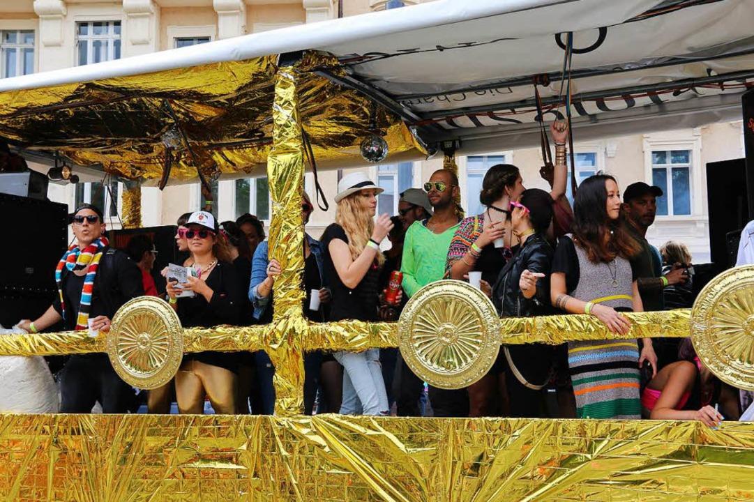 Die Bedenken der Verwaltung sind vor allem wegen der Parade 2017 groß.  | Foto: Gina Kutkat