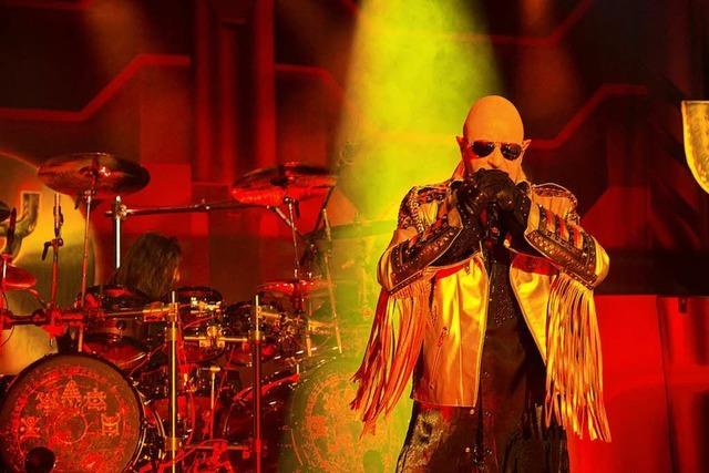 Fotos: So war das Konzert von Judas Priest und Megadeth in der Sick Arena