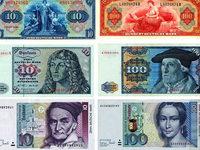 Fotos: Jubiläum einer verschwundenen Währung – 70 Jahre Deutsche Mark