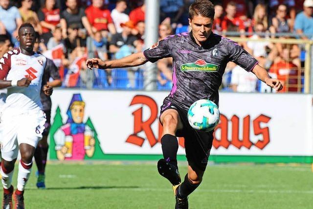 Ignjovski verlässt den SC Freiburg und geht nach Magdeburg