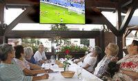 Von Euphorie und Fußballpatriotismus keine Spur