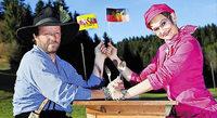 Fidelius Waldvogel und Marlies Blume zu Gast in Eschbach