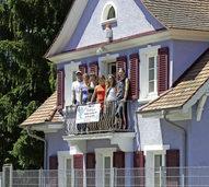 """In dem als Jugendzentrum gestarteten """"Haus 197"""" gibt's längst auch Angebote für andere Altersstufen"""