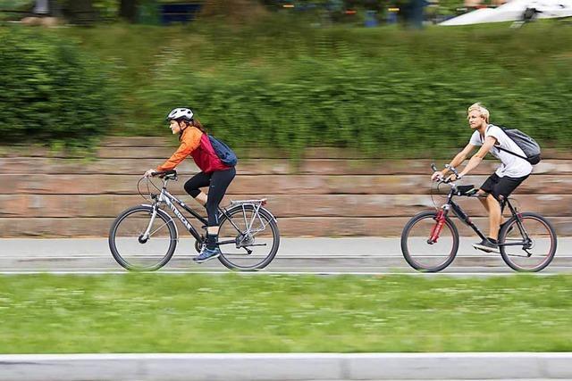 Wie Studierende auf ihrem Fahrrad etwas über das Wetter in der Stadt herausfinden