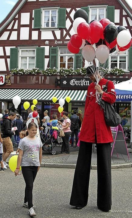 Bunte Sache: Kindertag Oberkirch  | Foto: Stadt Oberkrich