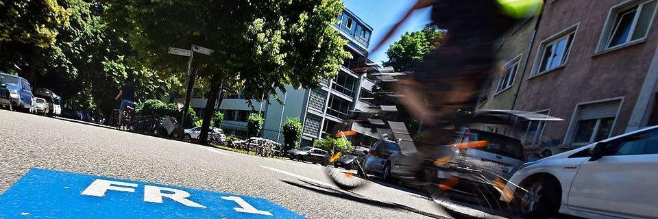Radschnellwege von Freiburg ins Umland sollen 32 Millionen Euro kosten