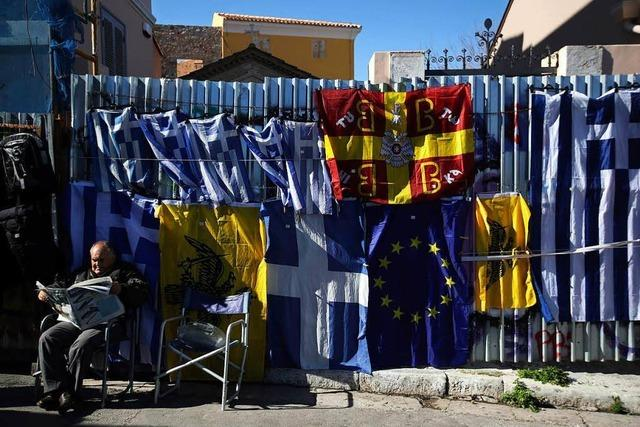 Die letzte Etappe: Griechenland soll wieder auf eigenen Beinen stehen