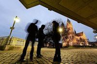 In der ersten Jahreshälfte ist die Kriminalität in Freiburg zurückgegangen