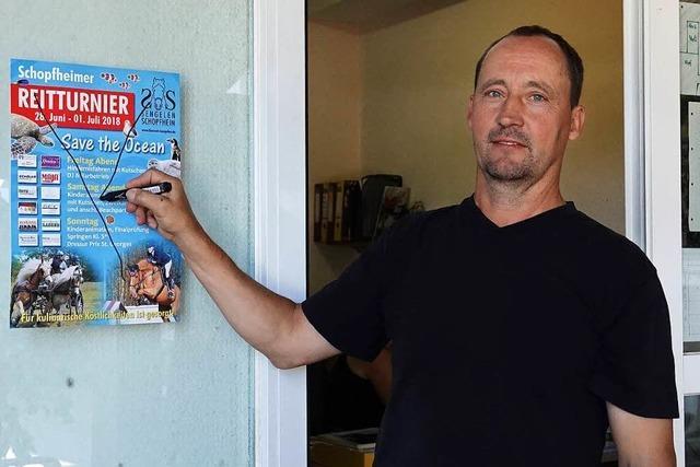 Reitturnier in Schopfheim wegen Infekt abgesagt