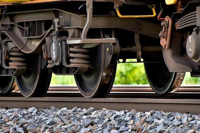 Lärmschutz im Rheintal: Die Region wehrt sich gegen neue Bahn-Pläne