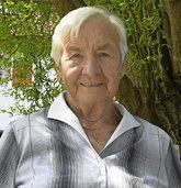 Mit 90 Jahren noch ständig unterwegs