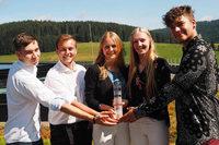 Testo-Auszubildende gewinnen Deutschen Gründerpreis für Schüler