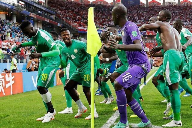 Afrikanische Teams schneiden bei Weltmeisterschaften meist schlecht ab