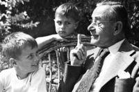 Die Manns am Bodensee: Wenn schon Exil, dann hier