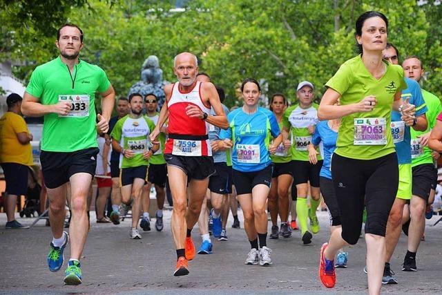 Stadtlauf in Lörrach mit neuer Streckenführung