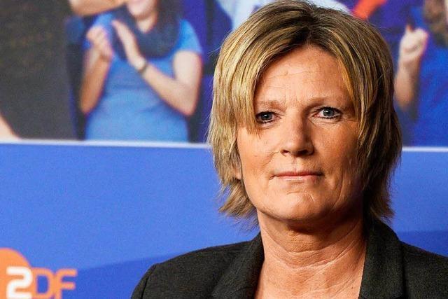 Claudia Neumann wird im Netz übel beschimpft