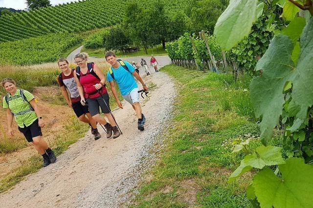 Mit der BZ und dem Schwarzwaldverein in der Ortenau unterwegs