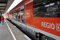 Wieder gibt es politischen Zank um die Elektrifizierung der Hochrheinbahn
