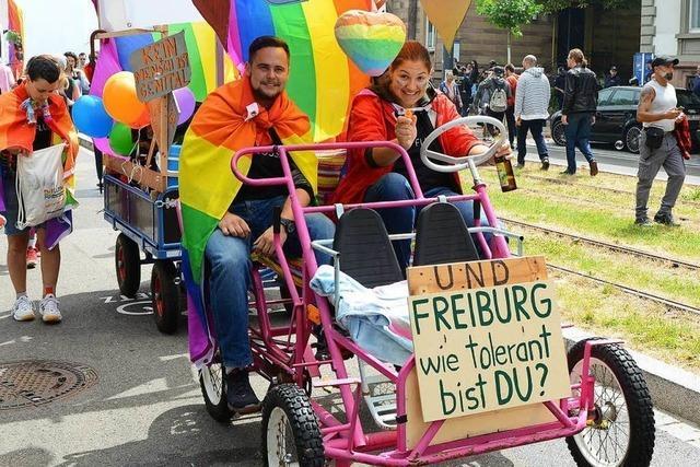 Kommentar: Wie Freiburg mit dem CSD umgeht, ist einfach peinlich