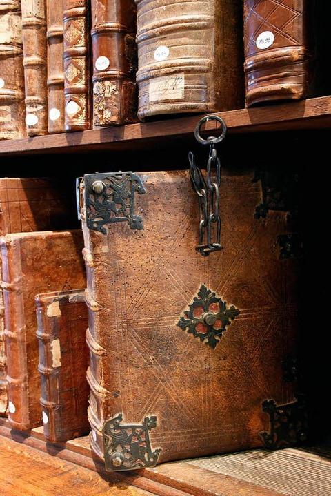 Kostbare Bücher aus dem 16. Jahrhundert  | Foto: Ville de Selestat