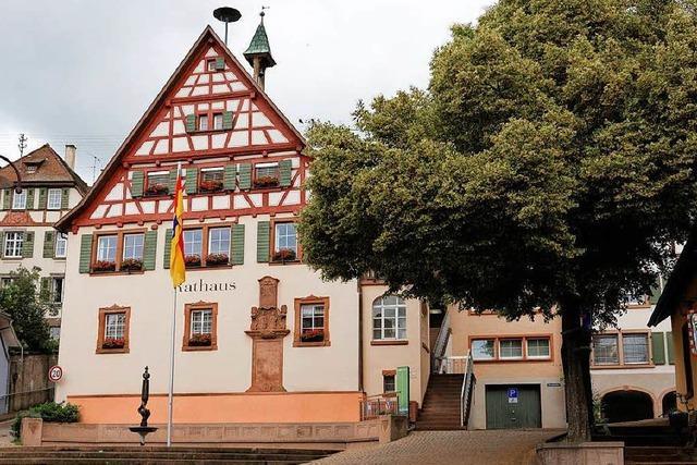 In Bahlingen wird am Sonntag ein neuer Bürgermeister gewählt