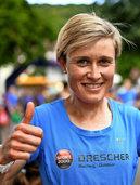 Sieger laufen Streckenrekord