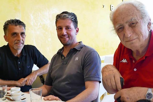Ein Herz und zwei Seelen: Lörrach und seine Italiener sind unzertrennlich