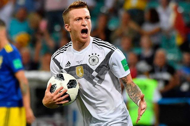 Liveticker: Deutschland gegen Schweden - 1:1