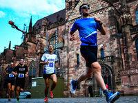 Fotos: Freiburger Laufnacht 2018