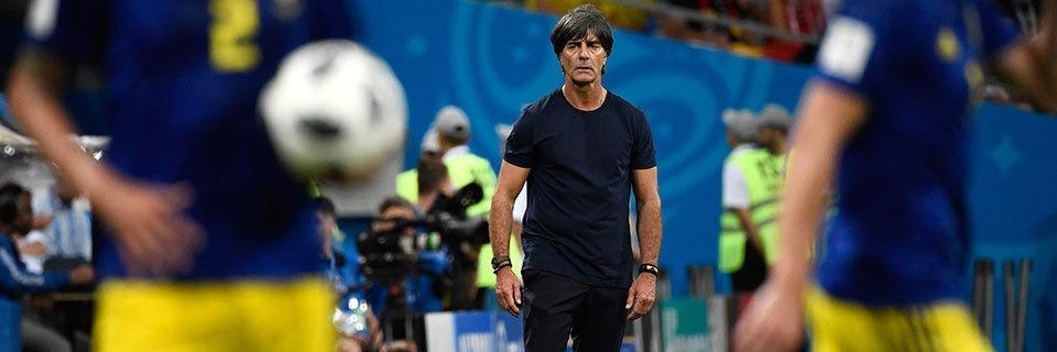 Löws Erlösung: Gegen Schweden war der Bundestrainer ein anderer