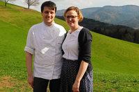 Berggasthof Linde: In Sexau betreibt ein deutsch-finnisches Paar einen Gasthof