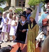 Spiel und Spaß wie im Mittelalter